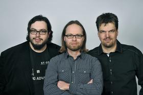Bild: M.T.M - Mathias Kellner. Tobias Heindl. Martin Dietl - Austropop aus Bayern