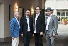 Bild: Johannes Ochsenbauer Trio feat. John Marshall -