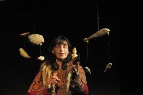 Bild: 2 Löcher im Eis oder Die Rückkehr der Tiere - Theater Couturier