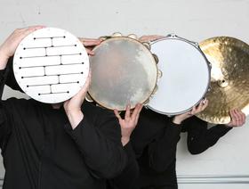 Bild: Kammermusikfestival für Kinder: Elbtonal Percussion - Eine kleine Trommelreise - Familienkonzert für alle ab 5