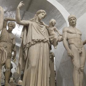 Bild: Zeichnen nach der Antike - Akademie der bildenden Künste Wien