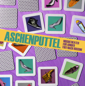 """Bild: Aschenputtel - Musiktheater für Kinder frei nach Gioachino Rossinis """"La Cenerentola"""""""