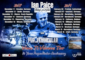 Bild: Purpendicular feat. Ian Paice - Deep Purple - Deep Purple Hautnah