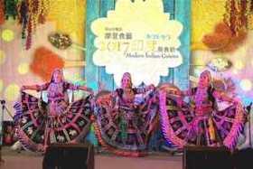Bild: Rangeela Rajastahn - mit Khatu Sapera Dance Company aus Jodhpur