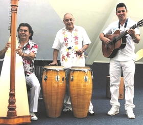 Bild: The Tropicals - Latin Musik