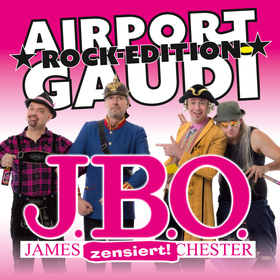 Bild: J.B.O. / AIRPORT GAUDI 2019 – Rock Edition - Das Konzert-Highlight des Jahres am Kassel Airport