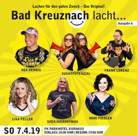 Bild: Bad Kreuznach lacht... 2019 - Lachen für den guten Zweck!
