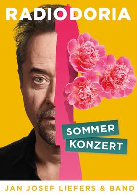 Bild: RADIO DORIA - Jan Josef Liefers & Band - Sommerkonzert 2019