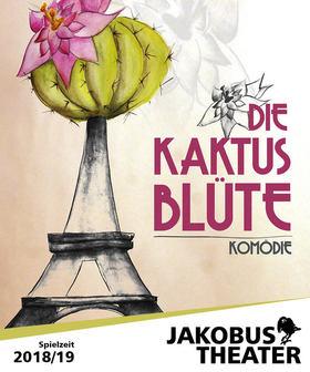 Bild: Die Kaktusblüte - von Pierre Barrilet und Jean-Pierre Grédy