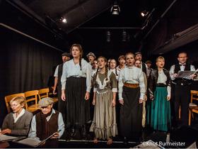 Bild: Zeitenwende - Vokalensemble der Städtischen Musikschule Lörrach