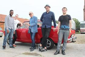 Bild: Riccardo Del Fra Quintet - 'Hoffnung - Espoir - Nadzieja' (I/F/PL)