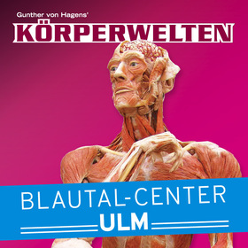 KÖRPERWELTEN - Eine HERZenssache in Ulm
