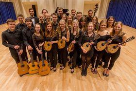 Bild: Beyond borders - wenn Grenzen verschwimmen - Konzert des JugendZupfOrchesters NRW