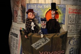 Bild: Guignol in Paris - AUGUST Theater Dresden