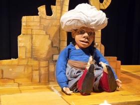 Bild: Die Geschichte vom kleinen Muck - Dresdner Figurentheater