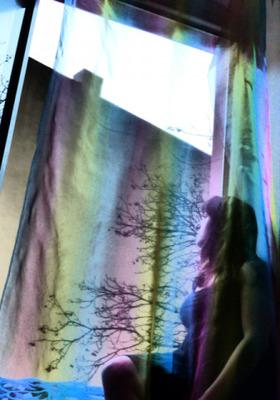 Bild: Blueberry Rainbow - Hannah Senft
