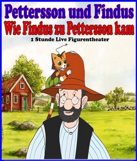 Bild: Wie Findus zu Pettersson kam - Puppenbühne Barberella