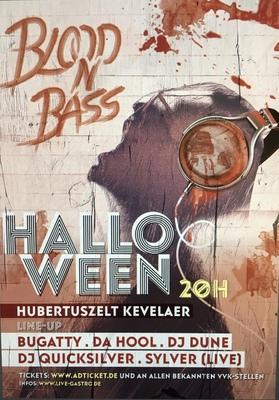 Bild: Blood n Bass - Halloween