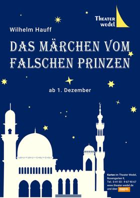 Bild: Das Märchen vom falschen Prinzen - Theater Wedel
