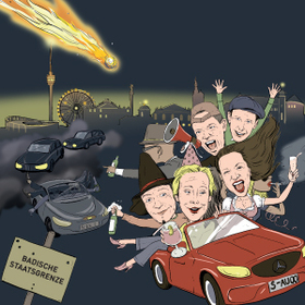 Bild: Wohin mit Stuttgart? - Renitenz-Ensemble