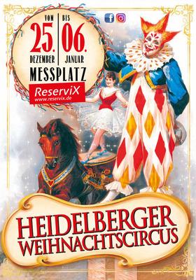 Bild: Heidelberger Weihnachtscircus