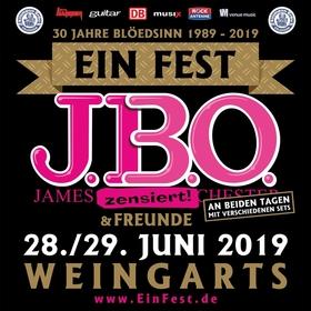 Bild: Ein Fest - J.B.O., Hämatom, Feuerschwanz, Freedom Call, u.v.a.