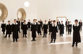 Bild: Johann Sebastian Bach: Weihnachtsoratorium BWV 248, Kantaten I–III, VI - Stuttgarter Hymnus-Chorknaben Stuttgarter Kammerchorchester