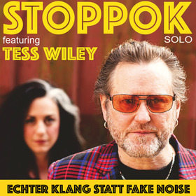 Bild: STOPPOK Solo feat. Tess Wiley - Echter Klang statt Fake Noise!