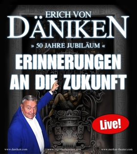 Bild: Erich von Däniken - 50 Jahre Erinnerungen an die Zukunft