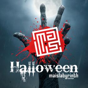 Bild: Horror-Labyrinth - im Maislabyrinth Liederbach