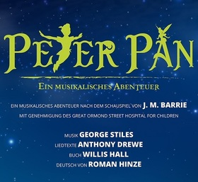 Bild: Peter Pan - Ein musikalisches Abenteuer - MainMusical