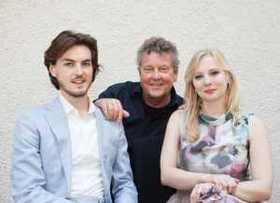 LUTZ GÖRNER: Robert Schumann - Ein Abend mit Rezitator Lutz Görner, Nadia Singer und Edward Leach