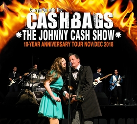 Bild: CARRYIN'ON WITH THE CASHBAGS - THE JOHNNY CASH SHOW