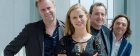 Bild: Klangwelle - Dieter Kraus + Vanessa Porter + Uwe Lange + Markus Braun