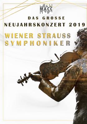 Bild: DAS GROSSE NEUJAHRSKONZERT 2019 - Wiener Strauss Symphoniker