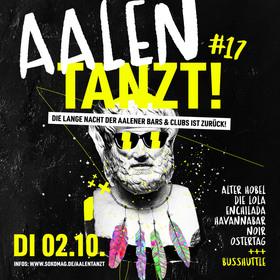 Bild: Aalen tanzt! - Die lange Nacht der Aalener Bars & Clubs