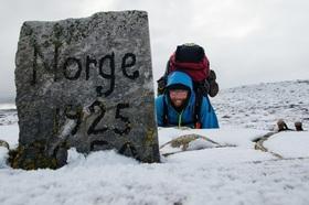 Bild: Norwegen der Länge nach - 3.000 km zu Fuß bis zum Nordkap - Von und mit Simon Michalowicz