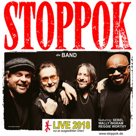STOPPOK mit Band - Tour 2018