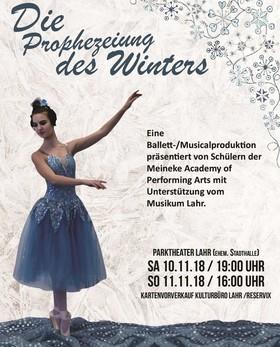 Bild: Die Prophezeiung des Winters - Ballett-/Musicalproduktion
