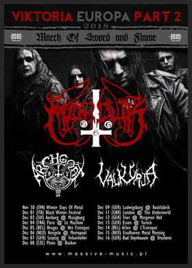 Marduk - Viktoria Europa Part II