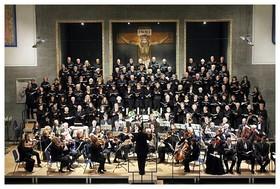 Bild: Magnificat - G. Ph. Telemann: Magnificat in C, TVWV 9:17; A. Vivaldi: Magnificat g-moll, RV 610; J.S. Bach: Magnificat D-Dur, BWV 243
