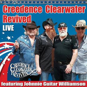 Bild: Creedence Clearwater Revived - feat. Johnnie Guitar Williamson