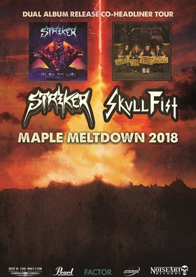 Skull Fist & Striker - Maple Meltdown 2018