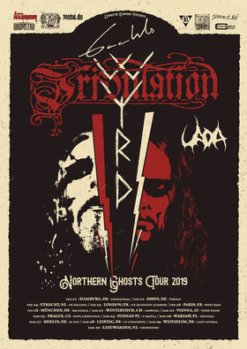 Gaahls WYRD & Tribulation - Northern Ghosts Tour 2018