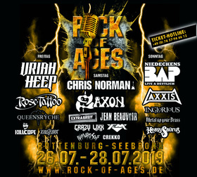 Bild: Rock of Ages Sommer Open Air 2019 - Festivalticket