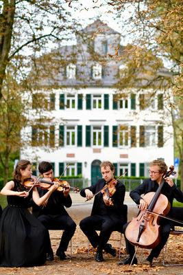 Eliot Quartett in Residence - Zum 30jährigen Jubiläum der Frankfurter Bürgerstiftung