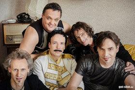 Bild: MerQury - Ein Abend mit der Musik von Queen
