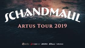 Bild: SCHANDMAUL - ARTUS Tour 2019 I Support: VROUDENSPIL