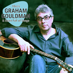 Bild: 10cc's Graham Gouldman & Heart Full of Songs
