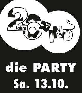 26 Jahre das Rind – die Party